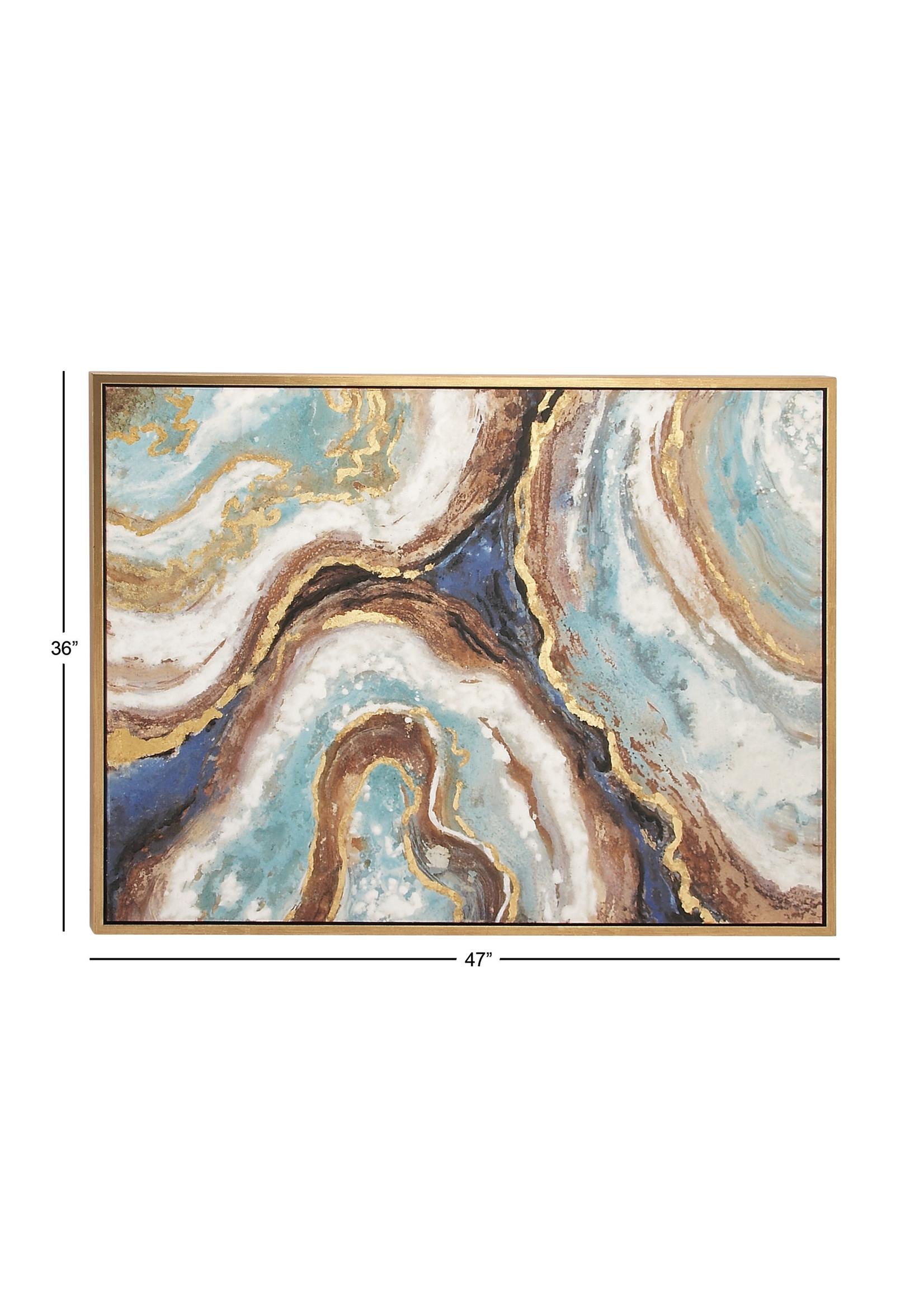 UMA Enterprises UMA Framed Canvas Art 47x36