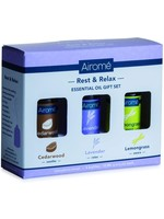 Airome Rest & Relax  pack of 3 Essentials Oils 10ml each