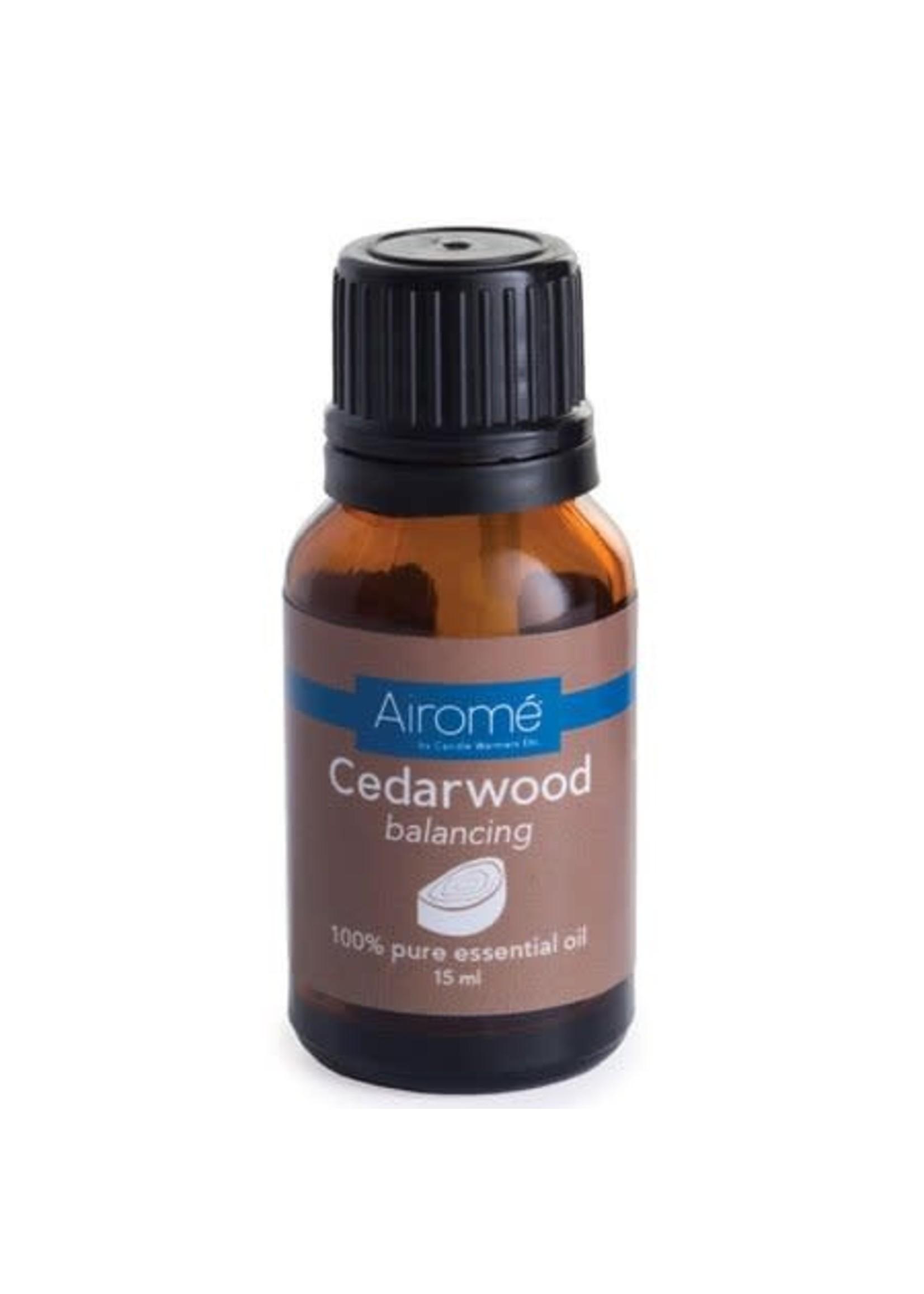 Airome Cedarwood  Essential Oil Blend 15ml