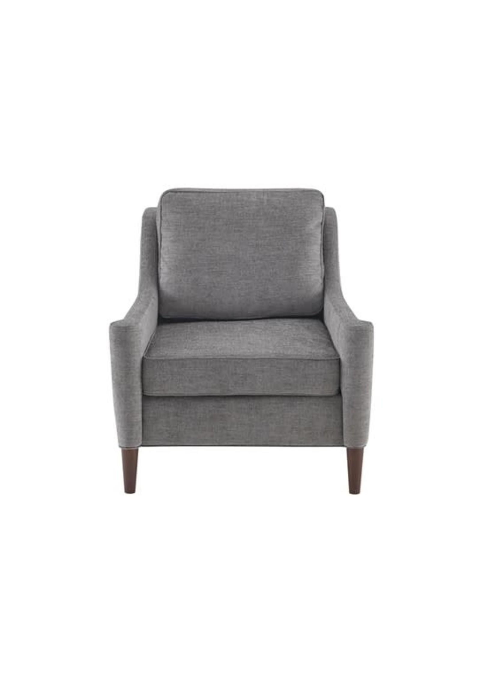 Olliix OLLIIX Windsor Lounge Chair Grey
