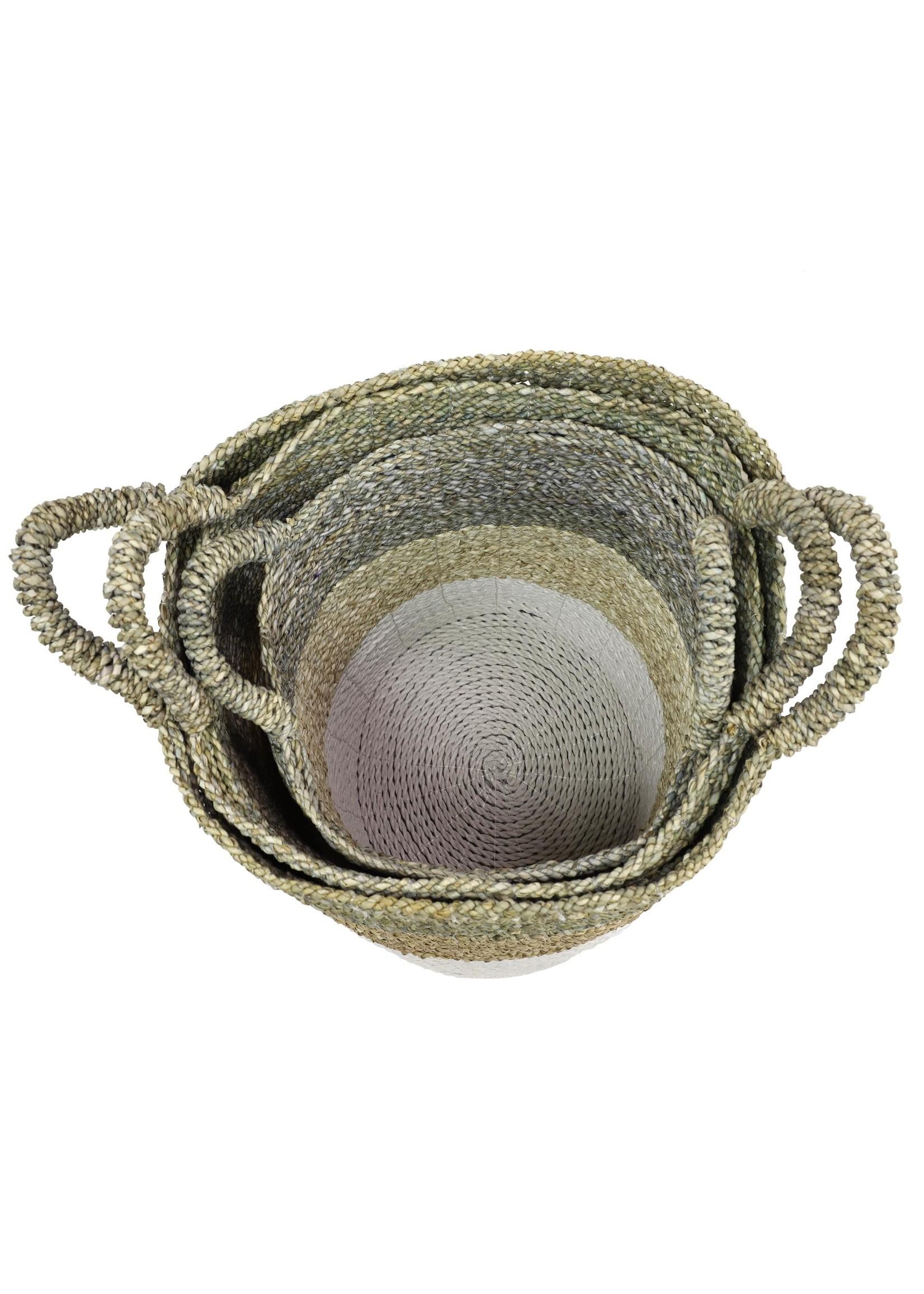 UMA Enterprises Seagrass Basket SMALL