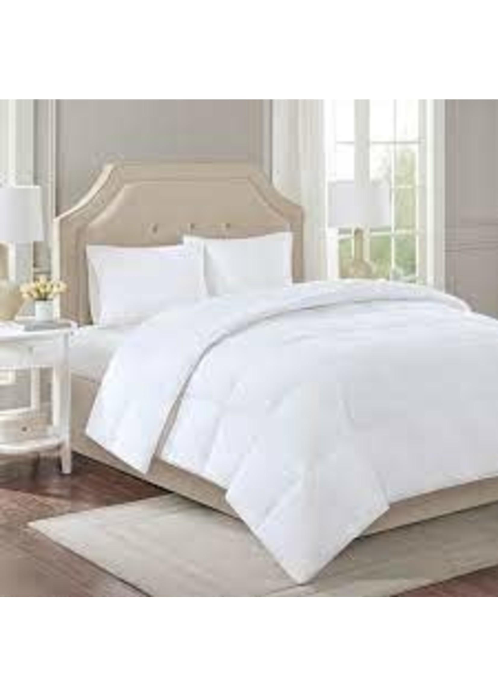 Olliix OLLIIX Full Queen Duvet White Down Blend Comforter