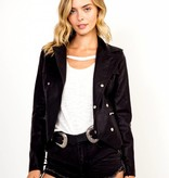 Denton Faux Leather Jacket