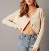 Taylor Twist Sweater