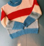 Noelle Striped Sweater