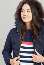 Joules Joules Warrington Contrast Hem Padded Jacket