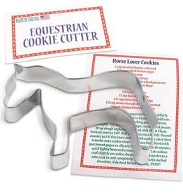 Kelley Equestrian Horse Cookie Cutter