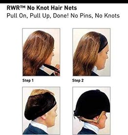 English Riding Supply RWR No Knot Hair Net