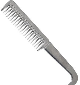 Jack's Manufacturing Aluminum Pulling Comb with Hook