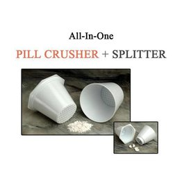 Jack's Manufacturing Crushcup Pill Splitter