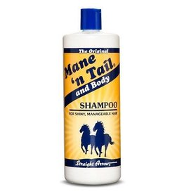 Straight Arrow Mane 'n Tail Shampoo - Quart