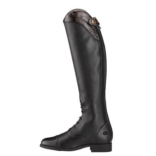 db9b8863ad1 Ariat Women's Heritage Ellipse Snake Print Tall Boot - Calabasas ...