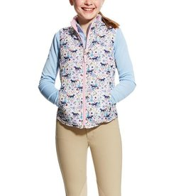 Ariat Ariat Kids' Emma Reversible Vest