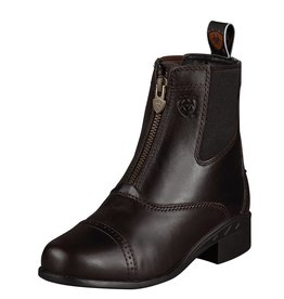 Ariat Ariat Devon III Children's Zip Jodhpur Boot-Brown