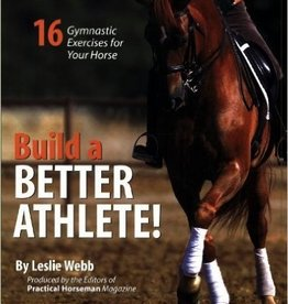 Trafalgar Square Books Build A Better Athlete: 16 Gymnastic Exercises for Your Horse