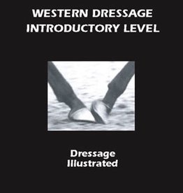 Trafalgar Square Books 2013 WDAA Western Dressage Introductory Level Tests 1,2,3,4