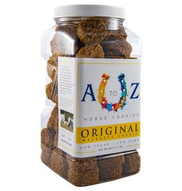 A TO Z A TO Z Horse Cookies - Original Molasses Flavor - 4.5lb Jar