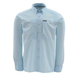 Simms SIMMS ULTRALIGHT SHIRT - OCEAN