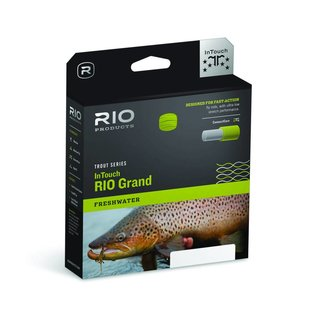 Rio RIO GRAND INTOUCH WF FLOATING FLY LINE