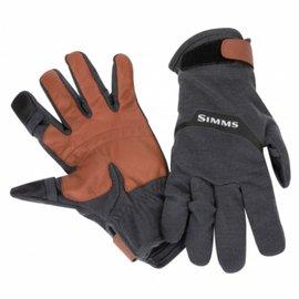Simms Simms Lightweight Wool Tech Flex Glove - Carbon