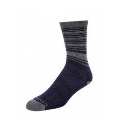 Simms Simms Merino Lightweight Hiker Sock - Admiral Blue