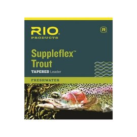 Rio RIO Suppleflex Leader - 12 Foot