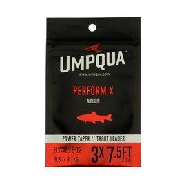 Umpqua Umpqua 7.5' Perform X Power Taper Leader