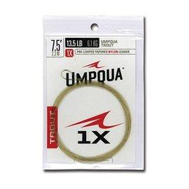 Umpqua UMPQUA TROUT TAPER LEADER 3 PACK