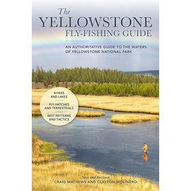 The Yellowstone Fly Fishing guide