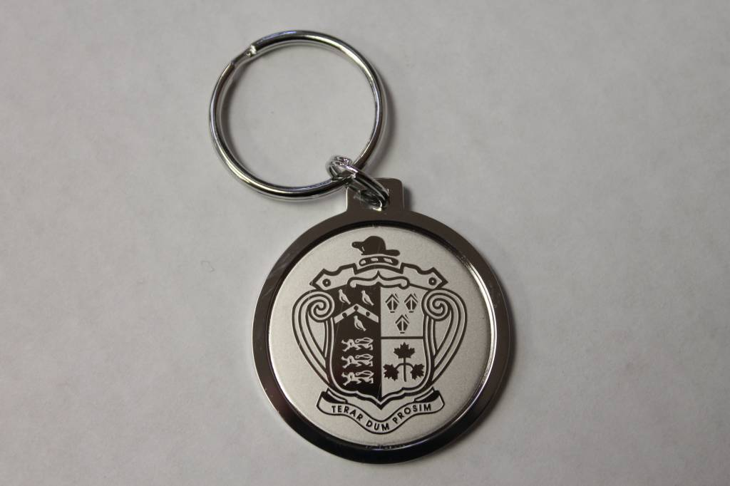 Silver Split Wire Key Ring (15Q/S-S)