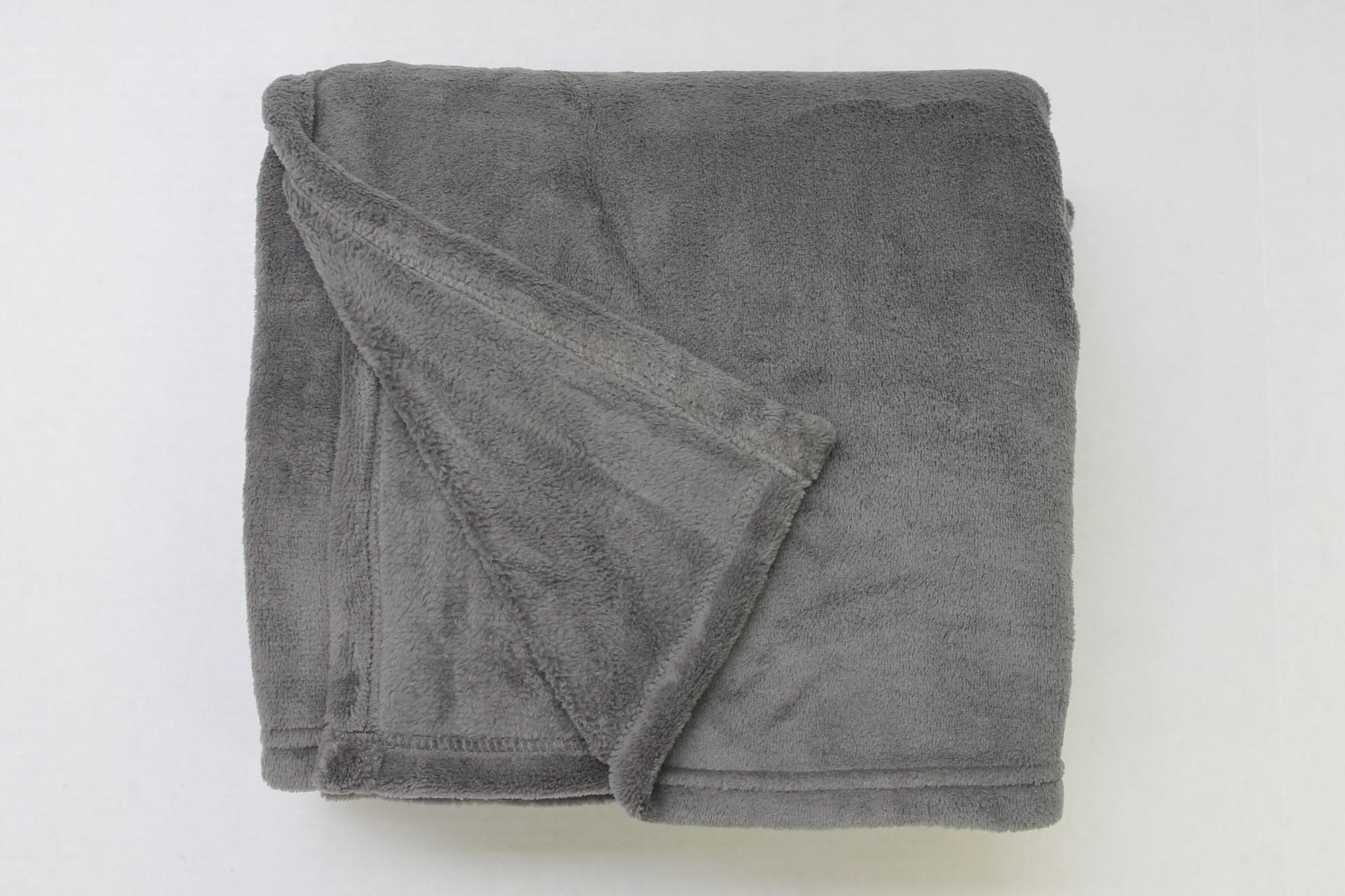 Dorm Package - 4 - Black/grey block print