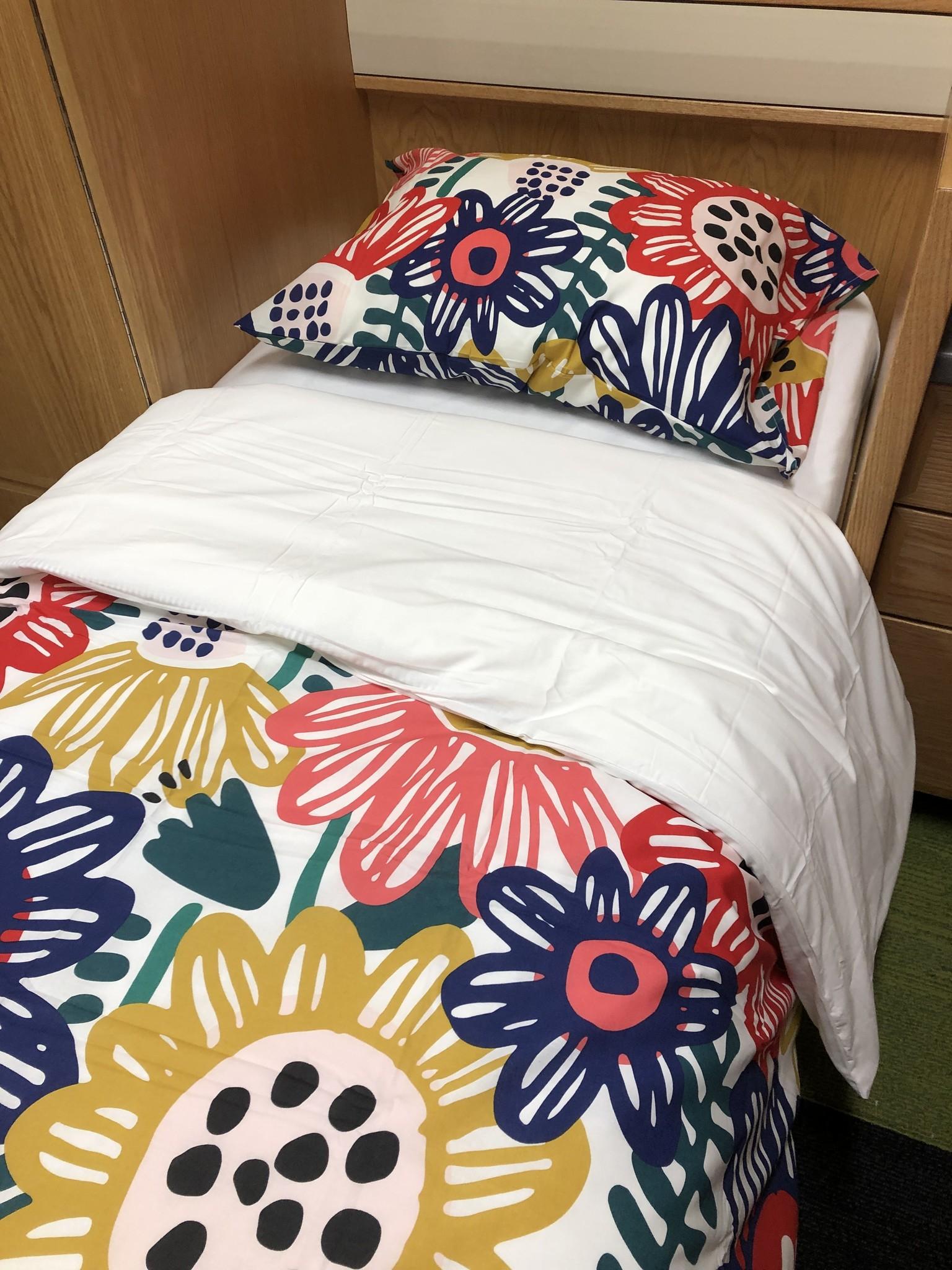 Dorm Package - 2 - Floral print