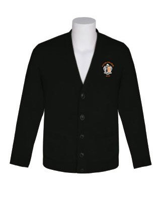 Lower School Cardigan- (JK-4 only)