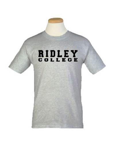 Gym T-shirt - Grey- Youth Sizes