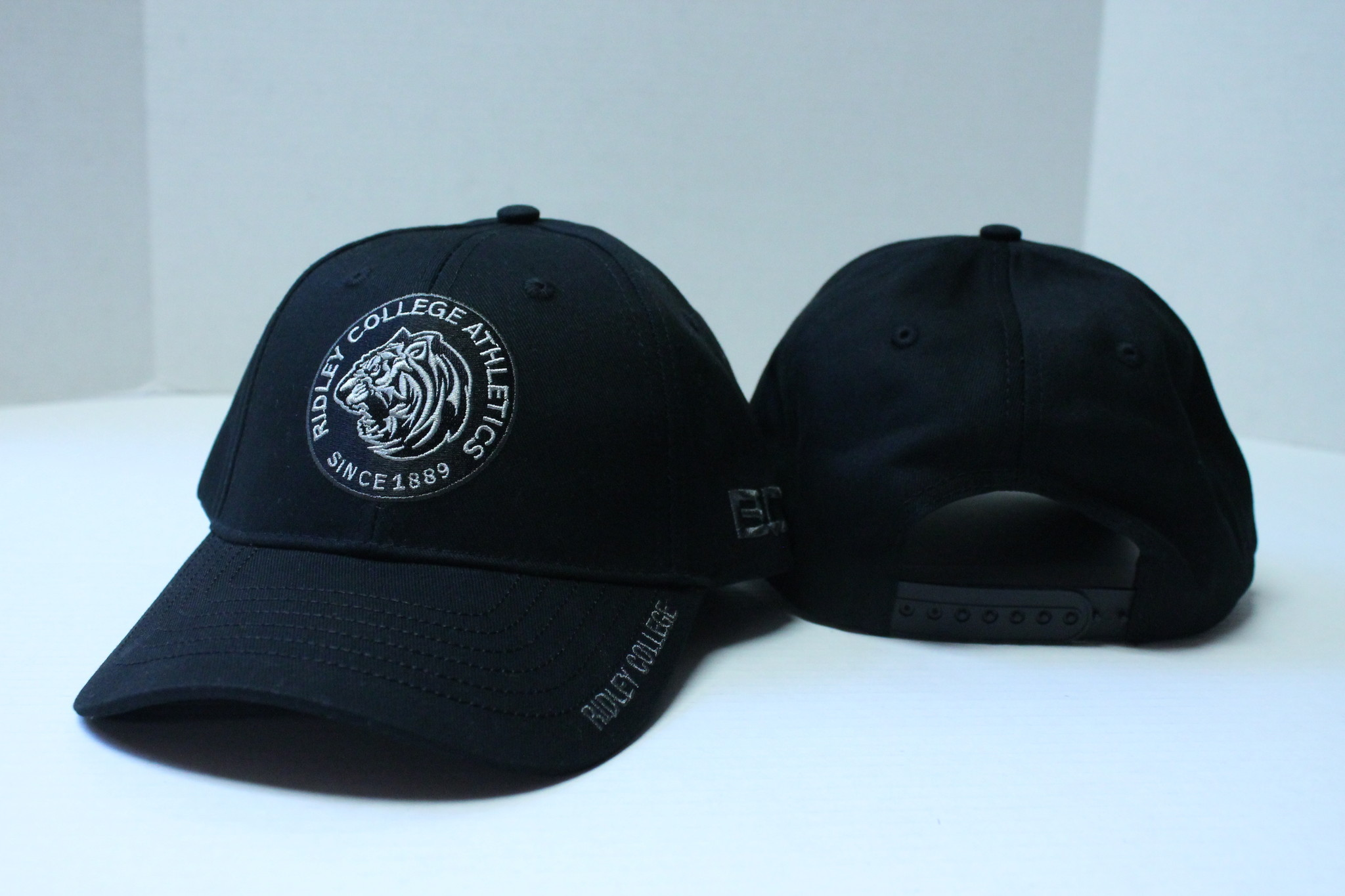 Bardown Blacked Out Ball Cap