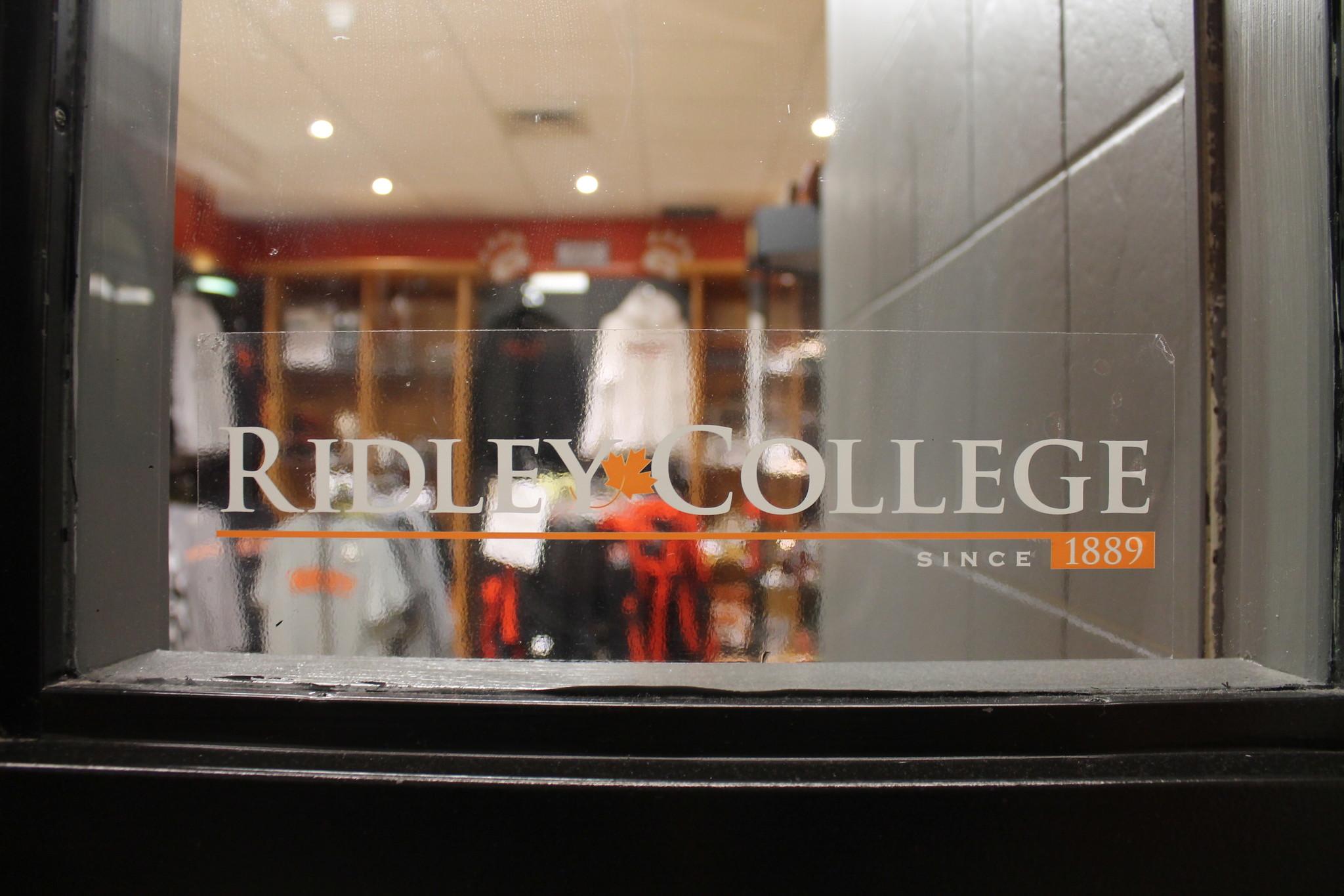Ridley Logo Decal