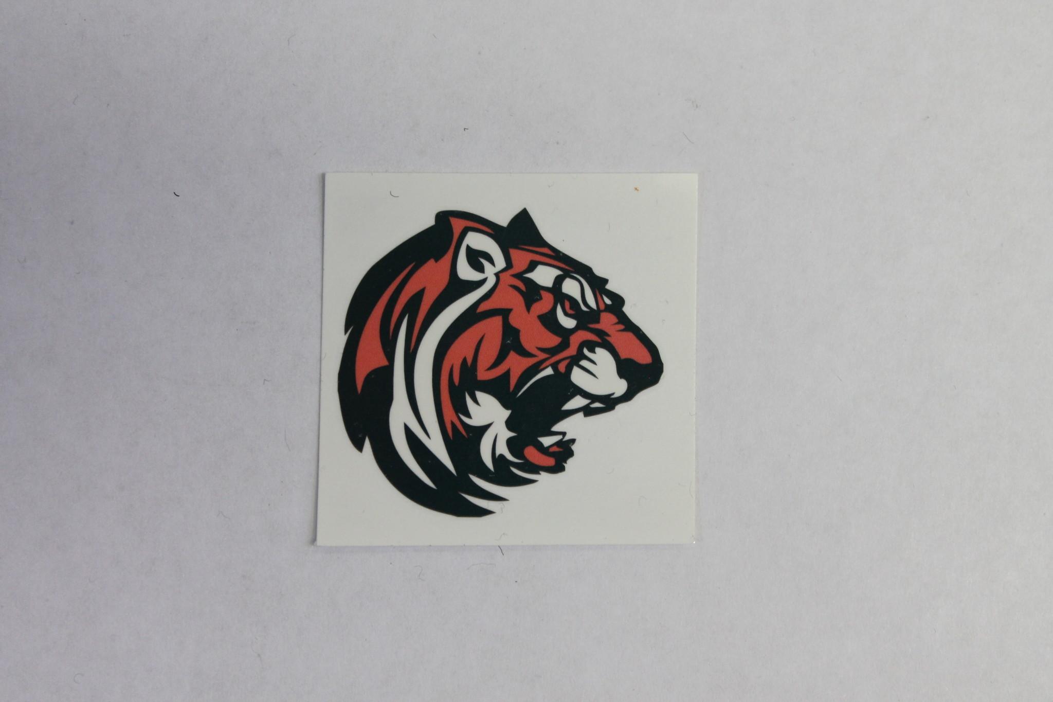 Temporary Tattoo- tiger head