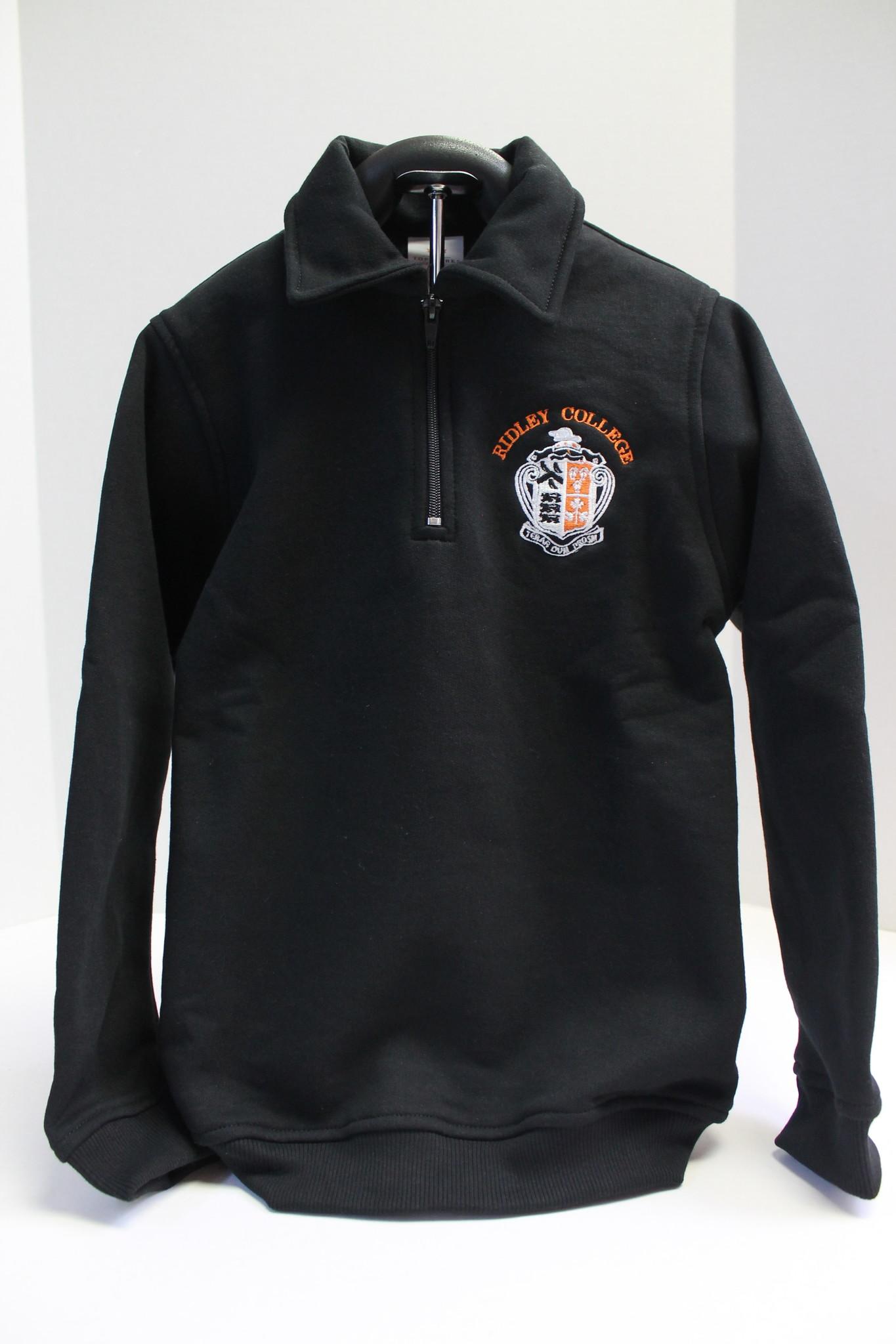 1/4 Zip Youth Sweatshirt