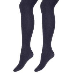 TIGHTS- ADULT L/XL- NAVY- TOP MARKS