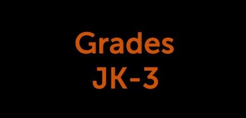 Uniform worn by students in grades JK-3.