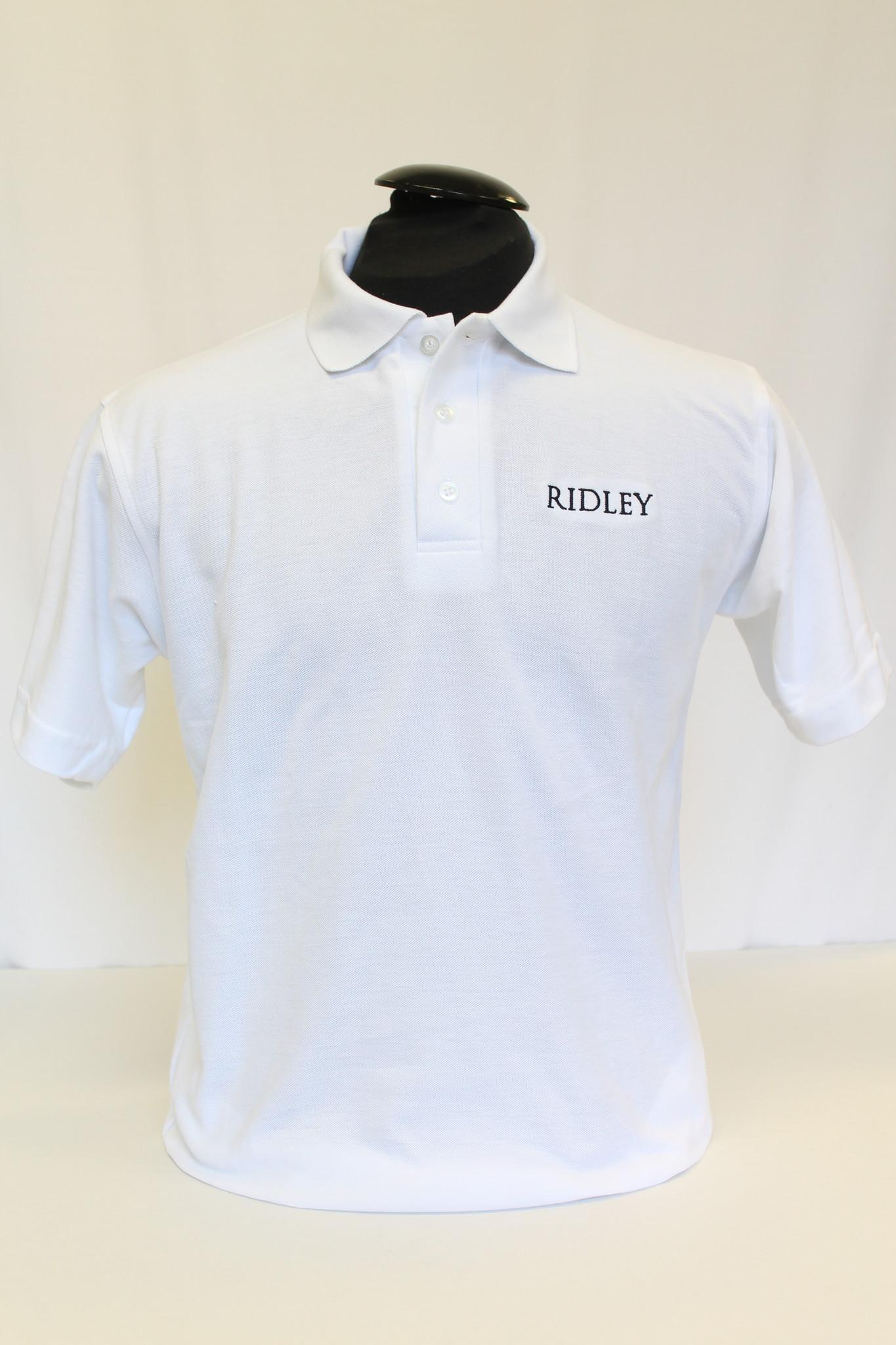 Classroom Dress - 2021 White Polo Shirt (Youth)