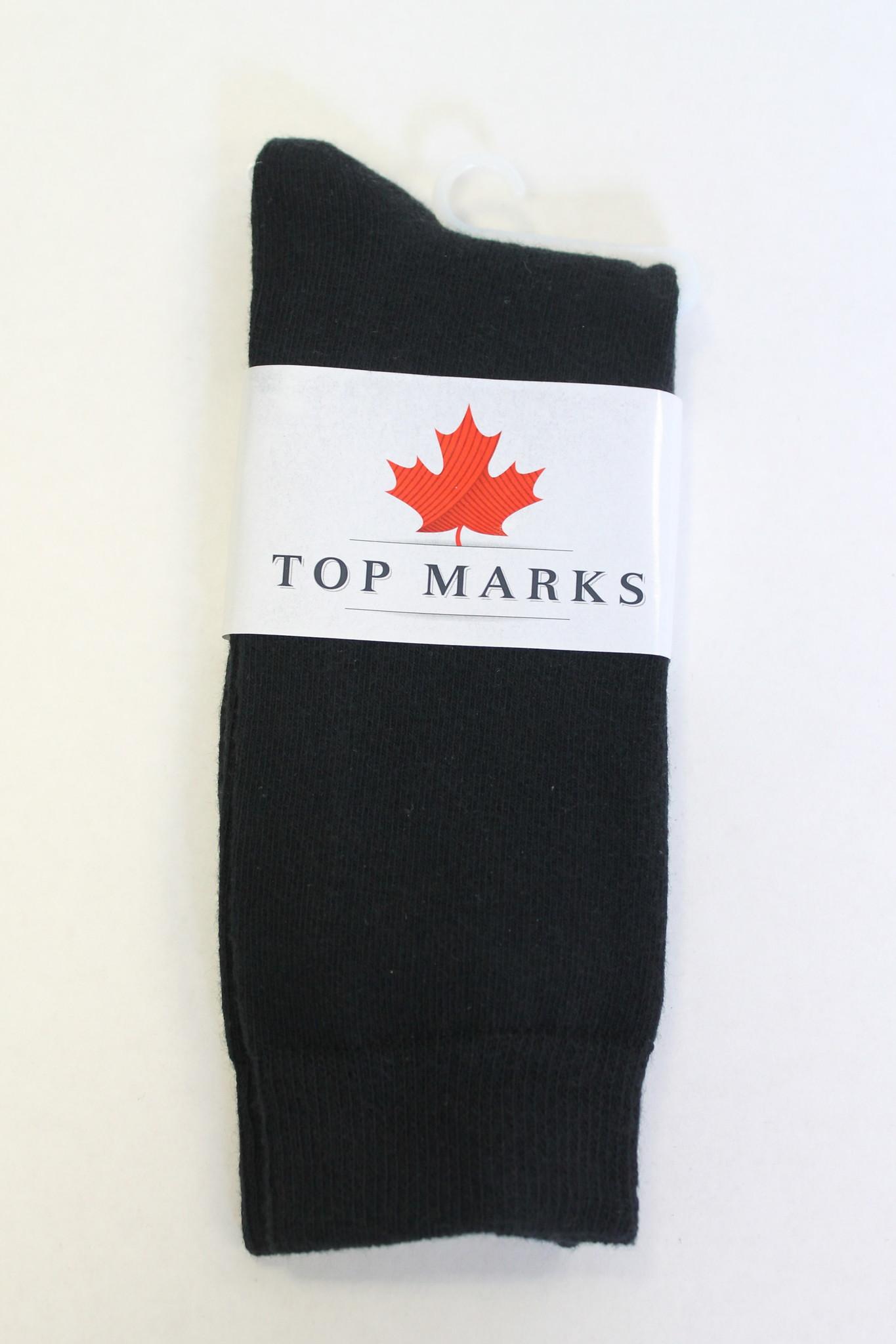Classroom Dress - Black Socks (Men's)