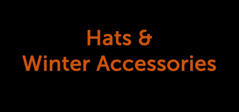 Hats & Winter Accecssories