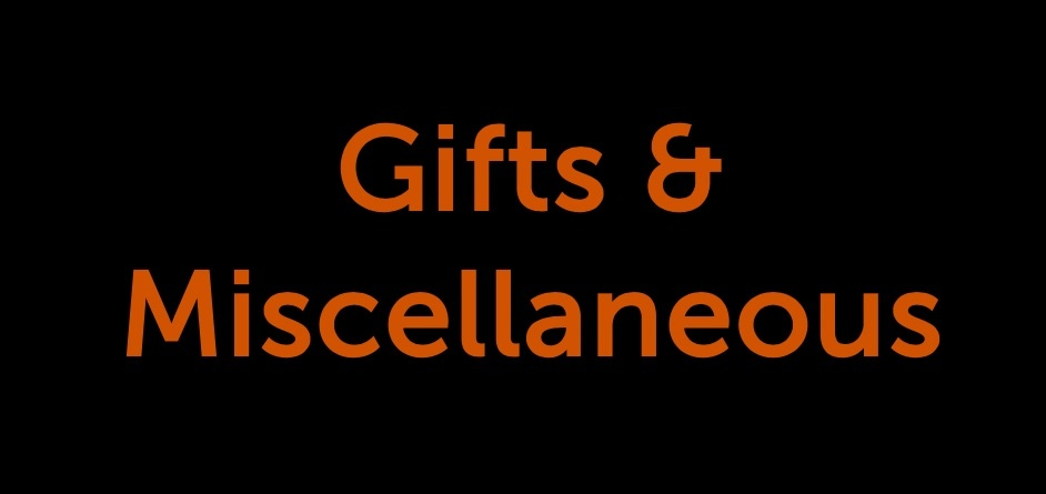 Gifts & Miscellaneous