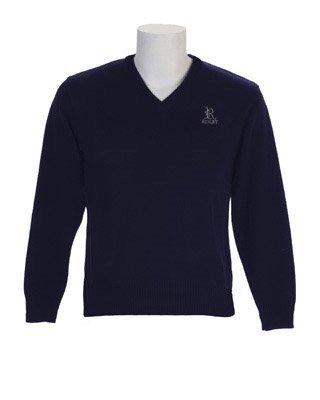Classroom Dress - Navy Sweater