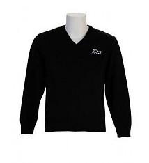 Classroom Dress - RCLS Black Sweater - Adult