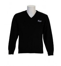 Lower School Black Sweater- Adult Sizes