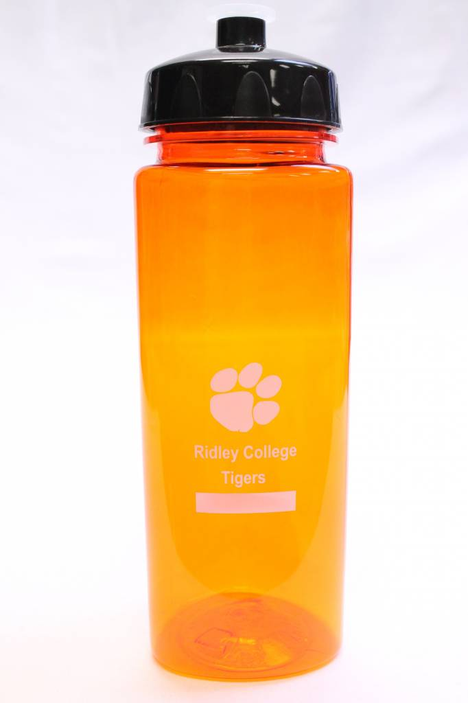 Water Bottle - Ridley Tigers