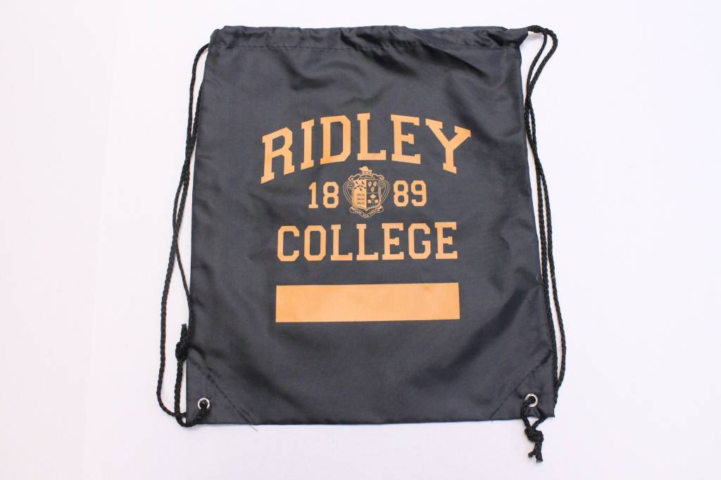 Sharper Marketing Ridley College Cinch Bag