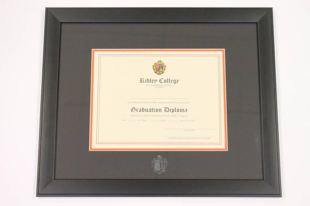 Diploma Frame - Framecraft